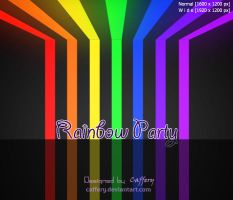 Rainbow Party by Caffery