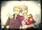 Prussia and Germany by bloodyvampirebite