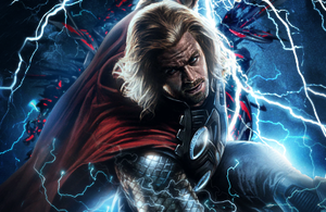 Avengers : Thor by TubZGN