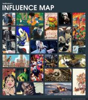 Influence Map by tedikuma