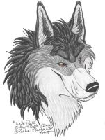 Gift: Huskie by NightTracker
