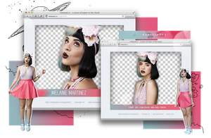 Pack png 1039 // Melanie Martinez. by ExoticPngs