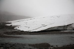 Canada - Athabasca Glacier by puppeteerHH