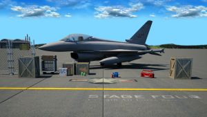 STAGE FOUR - Certain Air Force Base by webcat