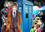 Doctor who by Rayelei