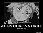 When Chrona Cries..... by AlphaMoxley95