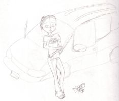 My hooptie by xinxs