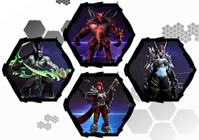 Heroes of the Storm by WE4PONX