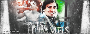 Mats Hummels by GersonDesign