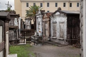 Cemeteries 11 by magikstock