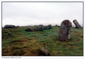 Tomnaverie Stone Circle III by throwntothewolves