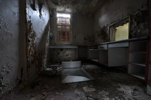 Utility Room by baldrickthecunning