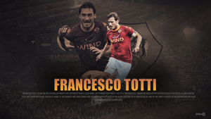Totti by OguzMilcaN