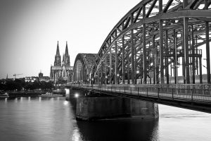 Cologne Cathedral III by aolifu