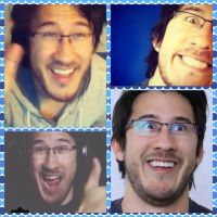 Crazy Mark Collage by MalGirl101