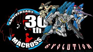 Macross 30th Anniversary Wallpaper-Evolution -HD by Zinjo