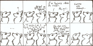 Comic for French by Keitana
