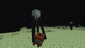 Minecraft - Tnt Endermen by Ludolik