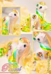Custom Pony : Pastel by yuanie