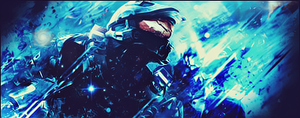 Halo Signature by Rabling-Arts