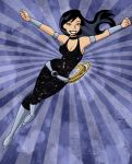 Donna Troy by Glee-chan