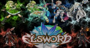Elsword Background by Kuraihasu