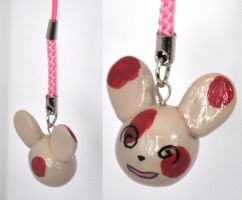 Spinda charm by redfur-akamaru