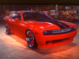 Challenger Concept front by EmothXIII