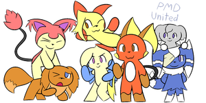 PMD United by YoshiStar6822