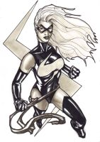 Ms Marvel Quicksketch by syr1979