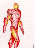 Iron Man by Russell81