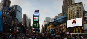 Times Square 2012-08-14 by eRality