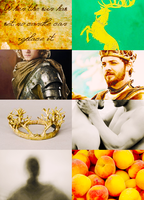Renly Baratheon by Mirimir
