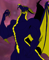 Black Dragon by Godforoth
