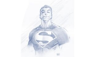 Superboy by Michael Turner by Xionice