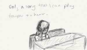 Song of a deaf girl. by ShadowYJ