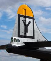Boeing B-29A Superfortress by Daniel-Wales-Images