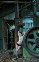 Cotton Gin II by nikongriffin