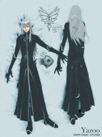 Yazoo KH2-Fanfic Design by ghostfire