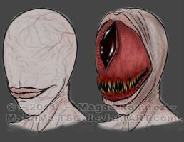 Silent Hill Nightmare Creature by MaRaMa-Artz