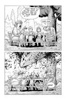 Grizzly Shark attack by RyanOttley