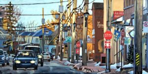 Pointe-Claire Village by maccski