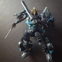 Transformers Custom Repaint Autobot Drift by archus7
