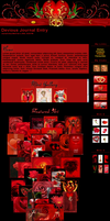 Red Heart Journal CSS by poserfan
