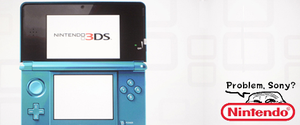 Nintendo 3DS Real Slogan by xAm0n12x