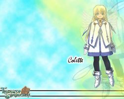 Tales of Symphonia - Colette by Dibby