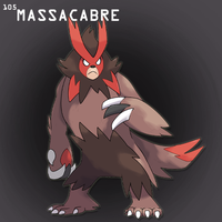 105: Massacabre by SteveO126
