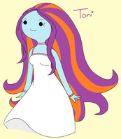 Tori by Ask-PandaPrincess