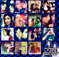 The Veronicas: Icons Icons by Hopeless-Johan