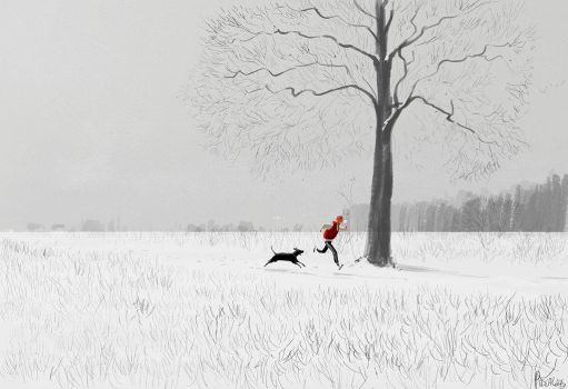 Clearing My Head by PascalCampion
